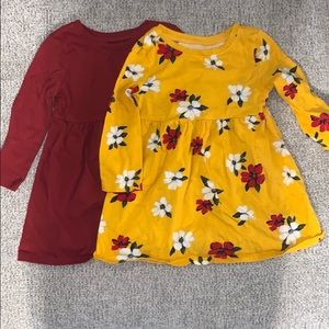 2 - Old Navy Baby Girl Dresses